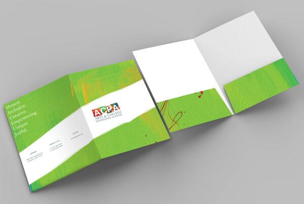 ACPA Folder Design