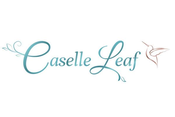 Caselle Leaf Logo Design