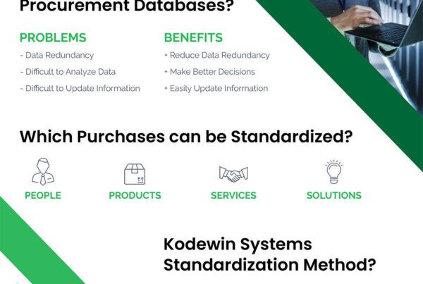 Kodewin Systems Flyer Design